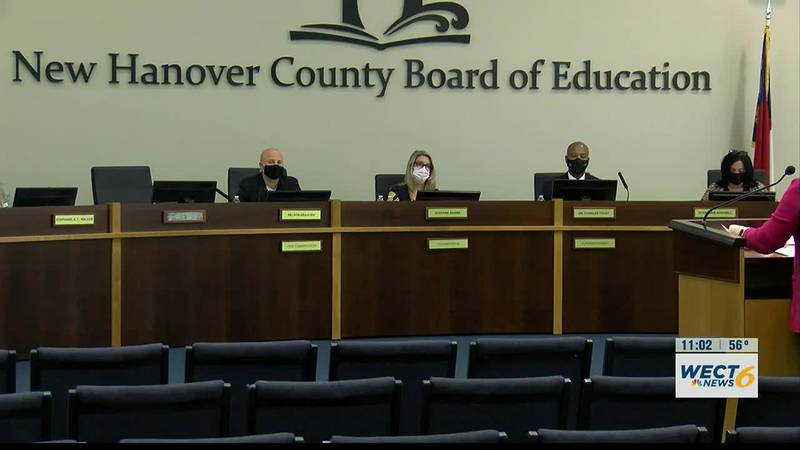 NHC Board of Education approves pay increases for substitute teachers