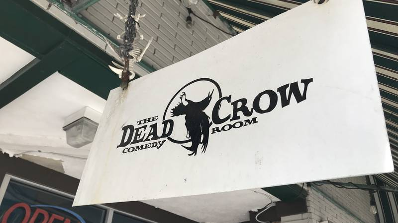Dead Crow Comedy Room in downtown Wilmington is one of three venues hosting Cape Fear Comedy...