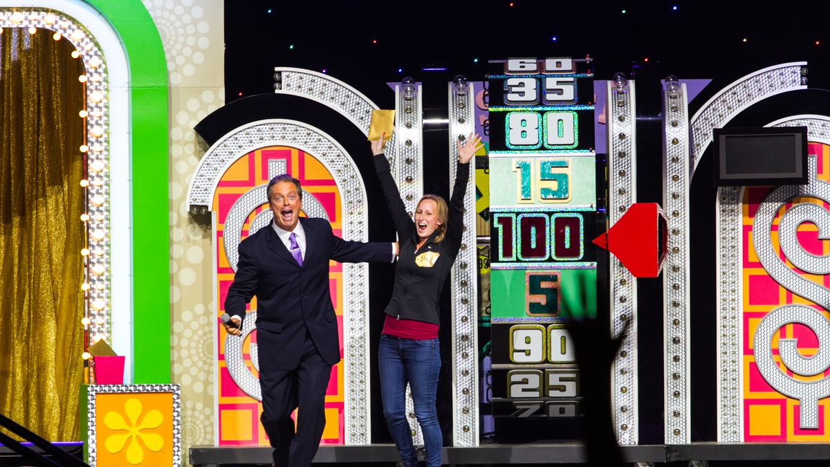 'The Price is Right Live' is coming to the Wilson Center in Wilmington next year. (Source: CFCC)