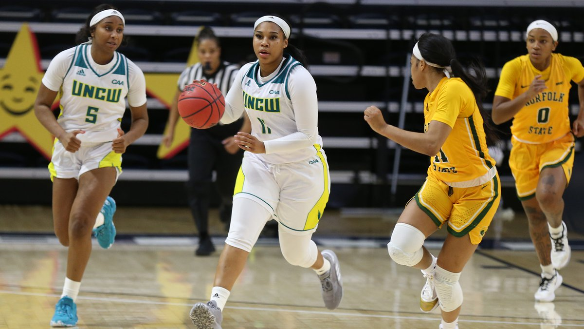 UNCW women's basketball player Dazia Powell is opting out of the 2020-2021 season.