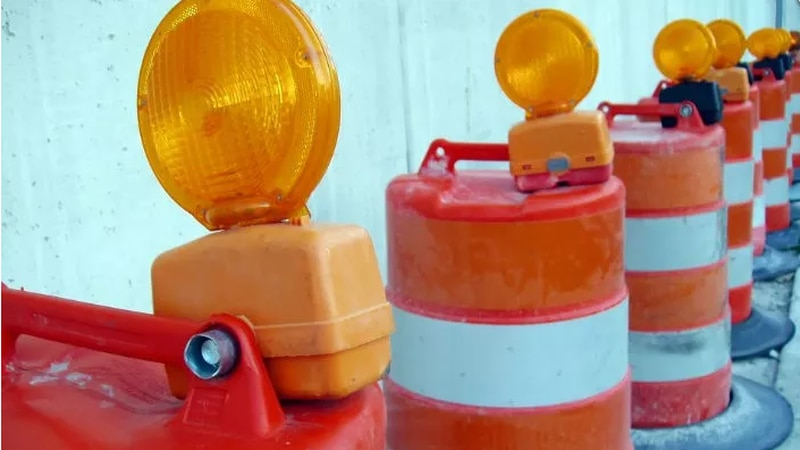 Lanes on a Pender County road will close for several days as crews perform bridge work....